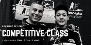 competitive fencing-class-arcadia-monrovia-pasadena