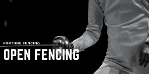 Open Fencing temple city