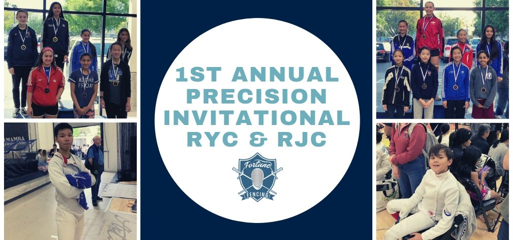 1st Annual Precision Invitational RYC & RJC 2019