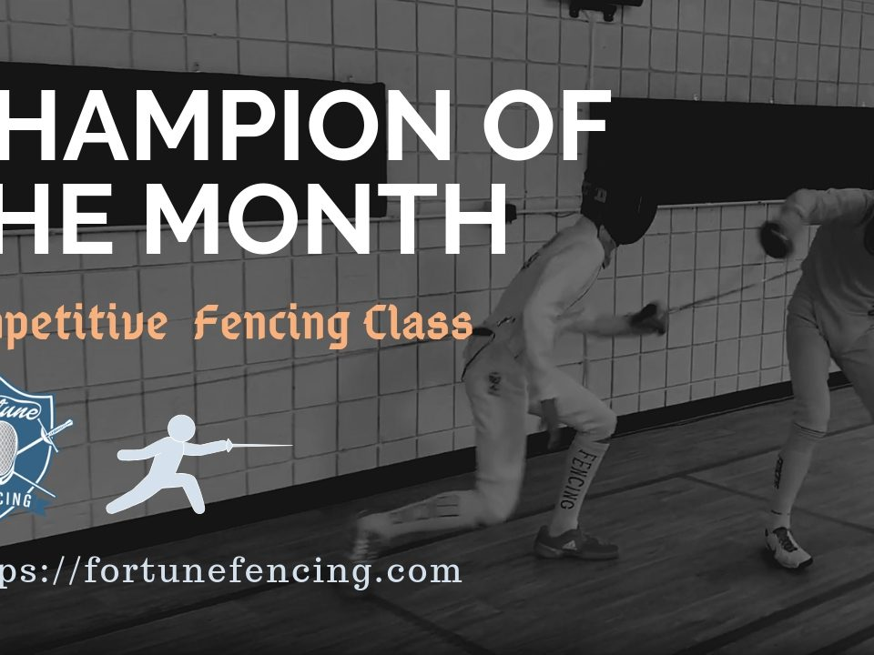Fencing Club In Monrovia (Pasadena)