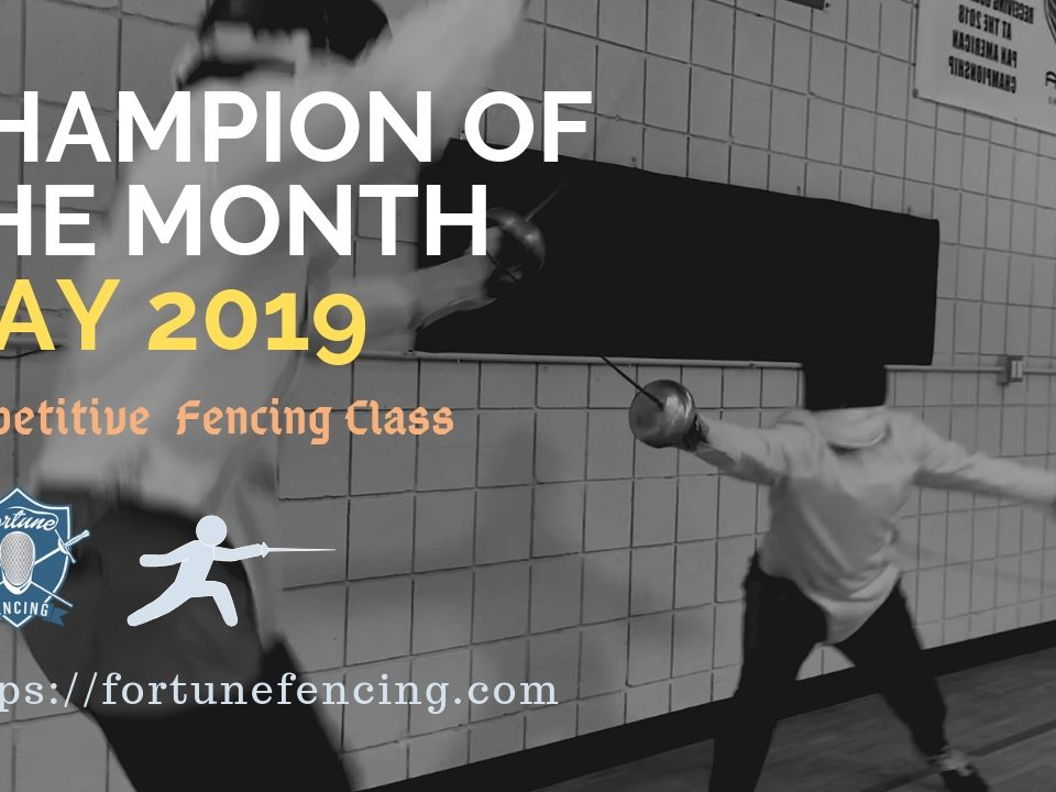 Fencing Sport Classes Fortune Fencing