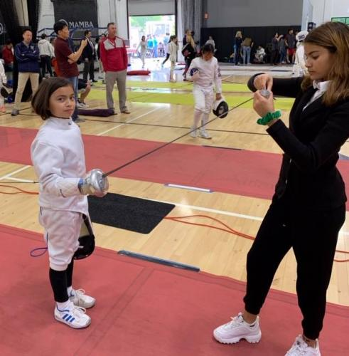 1st Annual Precision Invitational RYC & RJC - Fencing Tournament